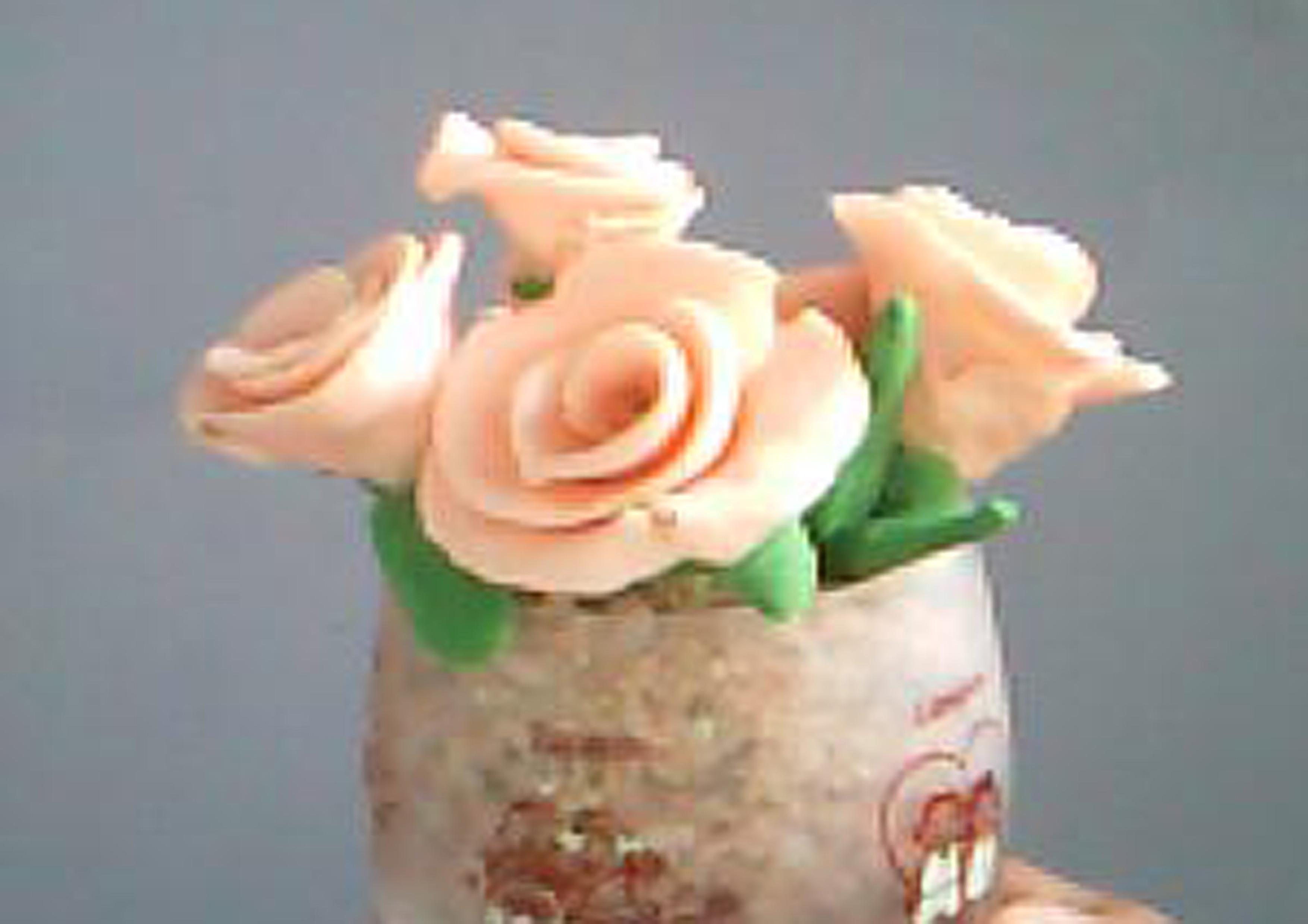 Gambar Kerajinan Bunga Dari Sabun